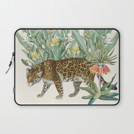 Floral Tiger Jungle Laptop Sleeve