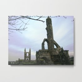 St. Andrews Cathedral 2 Metal Print