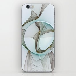 Abstract Elegance iPhone Skin