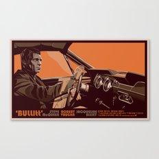 BULLITT - 01 Canvas Print