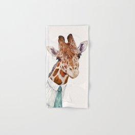 Mr Giraffe Hand & Bath Towel