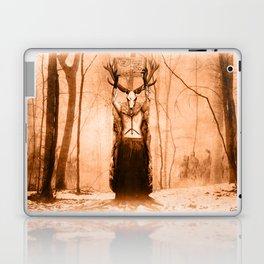 Dark Victorian Portrait Series: The Old Ways Laptop & iPad Skin