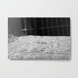 xxxxxxx&concrete Metal Print