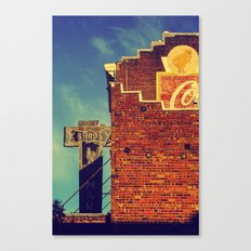 Petaluma Canvas Print