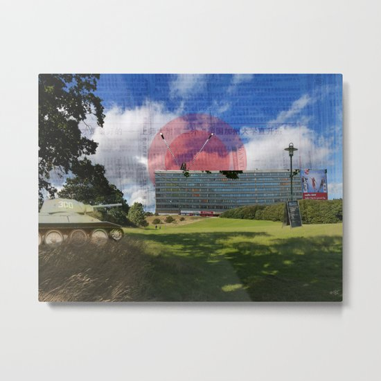 Surreal Living 10 Metal Print