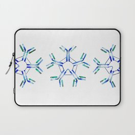 IgM Antibodies Laptop Sleeve