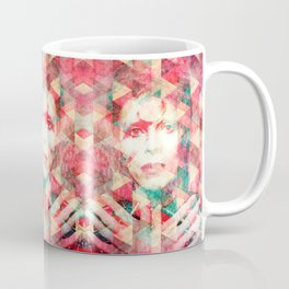Bowie abstraction Coffee Mug