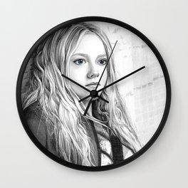 Dakota Wall Clock