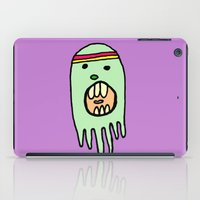 larry iPad Cases featuring Larry by BubbleTeeth