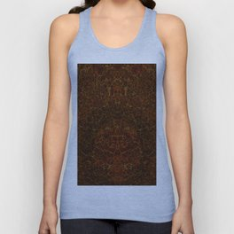 Azteca - Ancient Mexican Pattern II Unisex Tank Top