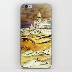 Brentons Lighthouse Ipod Cover by Ave Hurley iPhone & iPod Skin