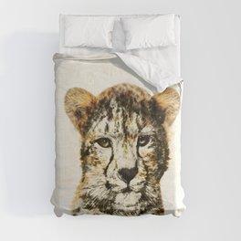 Cheetah Comforters