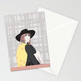 BROOKLYN GIRL Stationery Cards