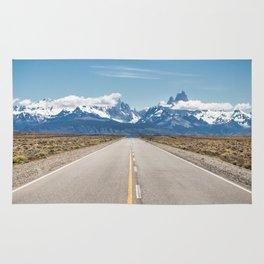 El Chaltén - Patagonia Argentina Rug