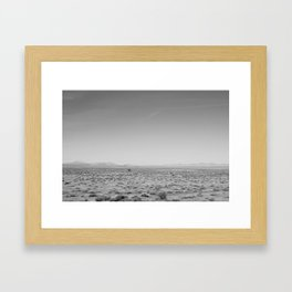 Death Valley 2.0 Framed Art Print