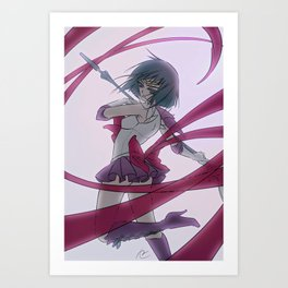 ˹death · reborn · revolution˼ alt Art Print