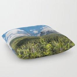 Beautiful British Columbia Floor Pillow