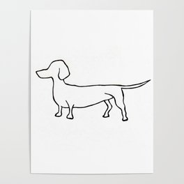 Doxie Poster