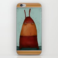 bunny iPhone & iPod Skins featuring bunny by marie_g