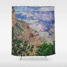 The Grand Outdoors Shower Curtain