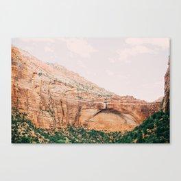 zion national park 2 Canvas Print