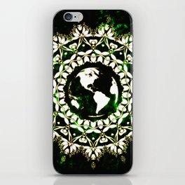 Earth Spirit iPhone Skin