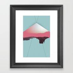 Dweller's Pinnacle Framed Art Print