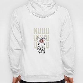 Abducted Cow Hoody