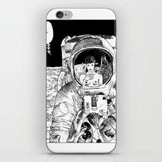 asc 333 - La rencontre rapprochée ( The close encounter) iPhone Skin