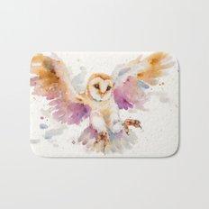 Twilight Owl Bath Mat