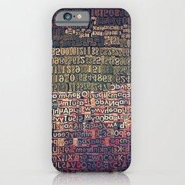 Typecase 2 iPhone Case