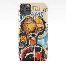 Head full of dreams iPhone Case