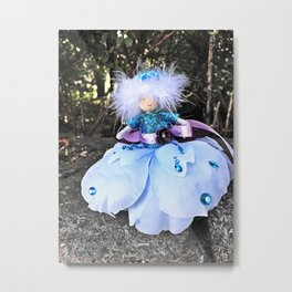 Forest Fairy. Metal Print
