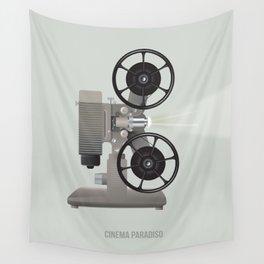 Cinema Paradiso Wall Tapestry