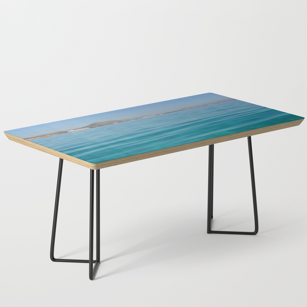 Travel Destination In Holidays It The Best For Cha... Coffee Table by Darwindsbfromnewyork