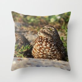 Pretend We Both Know Throw Pillow