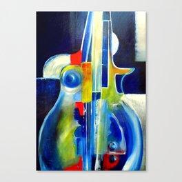 Twilight Bass No. 2 Canvas Print