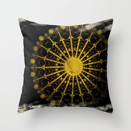Pattern XII Throw Pillow