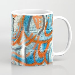 Toe the Line Coffee Mug