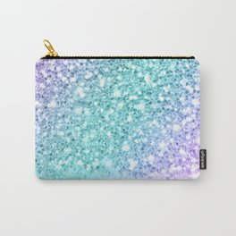 Mermaid Sparkles  Carry-All Pouch