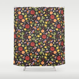 Citrus Grove Shower Curtain