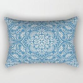 Mandala 12 Rectangular Pillow