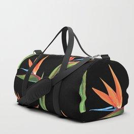 Bird of paradise flowers patten Duffle Bag