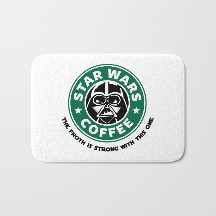 Star Wars Coffee Bath Mat