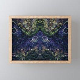 Up Close & Personal Framed Mini Art Print