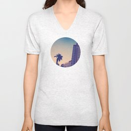 Treasure Island Unisex V-Neck