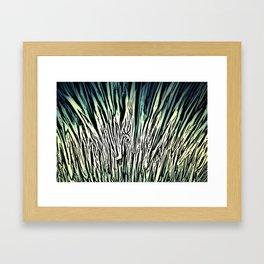 Lighten Awareness Framed Art Print