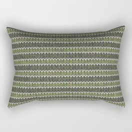 Cactus Garden Knit 3 Rectangular Pillow