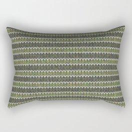 Cactus Garden Knit 3 Rectangular Pillow