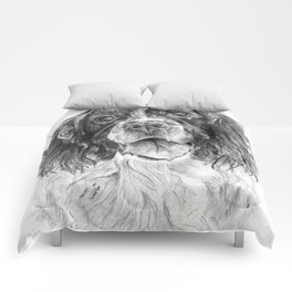 Springer Spaniel Comforters